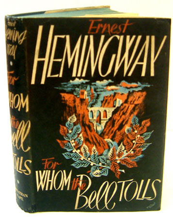 First Edition Books: Hemingway