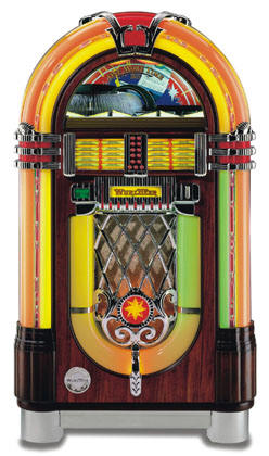 Wurlizter Jukebox